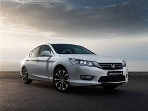 Honda озвучила российские цены на новый Accord