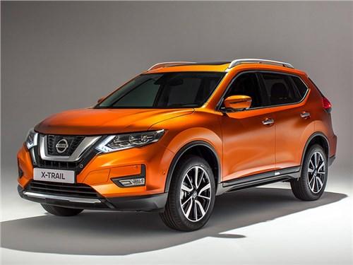 Новость про Nissan X-Trail - Nissan X-Trail 2019