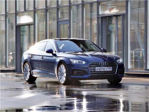 Audi A5 - audi a5 sportback 2017 как символ правильных автомобилей