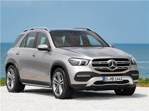 Mercedes-Benz GLE <br />(универсал 5-дв.)