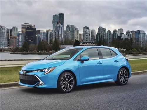 Новость про Toyota Corolla - Toyota Corolla