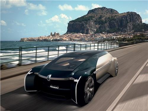 Renault EZ-Ultimo Concept 2018 Время роботов?