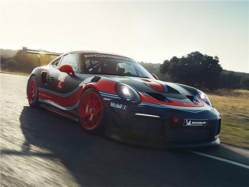 Новость про Porsche - Porsche 911 GT2 RS Clubsport 2019