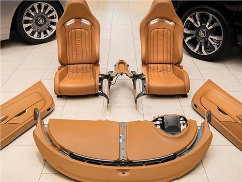 Новость про Bugatti - Запчасти для Bugatti теперь можно купить на eBay