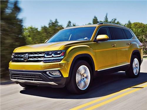 Volkswagen пересмотрел оснащение Teramont
