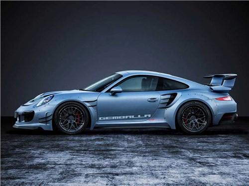 Немецкое тюнинг-ателье зарядило Porsche 911