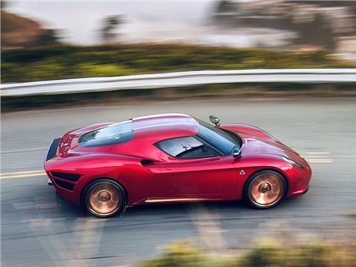 Новость про Alfa Romeo - Ugur Sahin Design: Alfa Romeo 4C Nivola