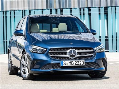 Mercedes-Benz B-Class <br />(хэтчбек 5-дв.)
