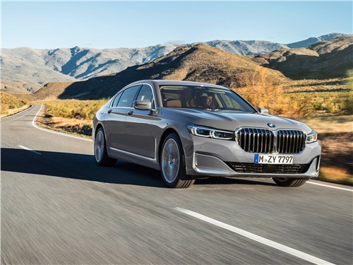 BMW 7 series (седан 4-дв.)