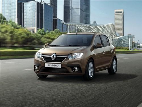Renault Sandero <br />(хэтчбек 5-дв.)