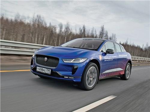 Jaguar I-PACE 2019 Всесезонный спринтер