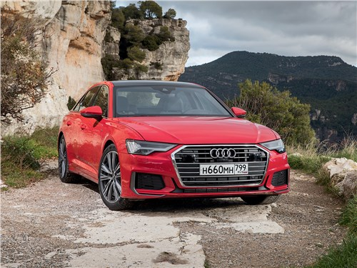 Audi A6 - тандем для удовольствия
