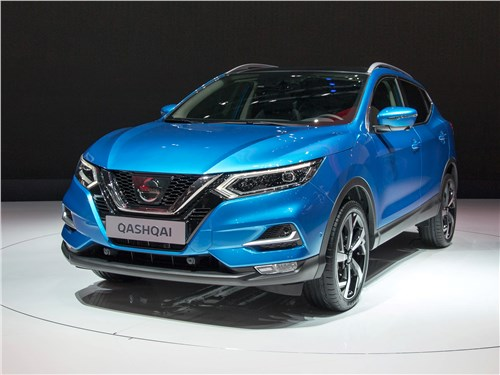 Nissan Qashqai <br />(универсал 5-дв.)