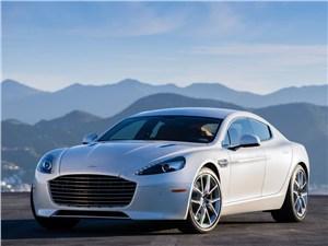Aston Martin Rapide S уже в России