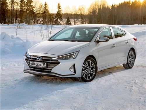 Hyundai Elantra - hyundai elantra 2019 как изменения в спортрежиме повлияли на темперамент