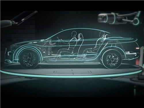 В Hyundai рассказали о новой модульной платформе