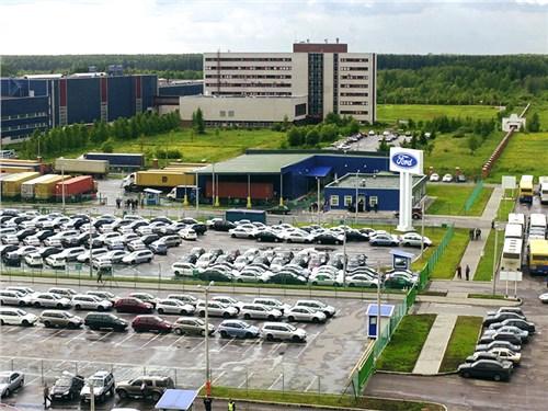Новость про Ford - Увольнения работников Ford: начались первые протесты