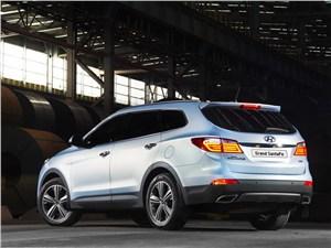 Hyundai Grand Santa Fe скоро появится в России