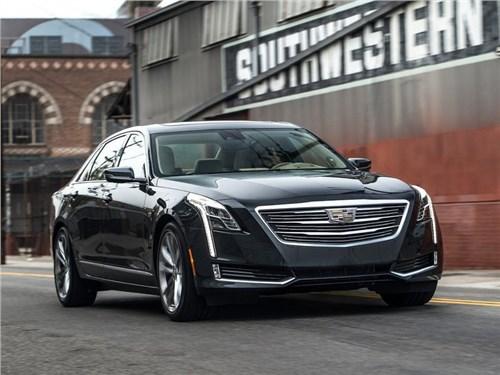 Новость про Cadillac - Российское представительство General Motors сменило название