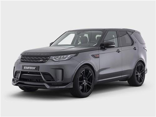 Startech | Land Rover Discovery вид спереди