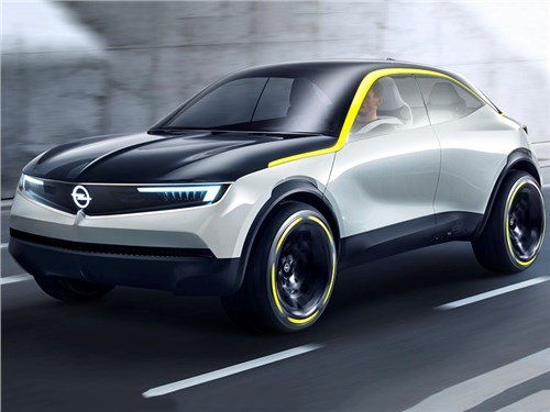 Новость про Opel - Opel GT X Experimental