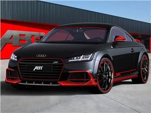 ABT / Audi TT вид спереди