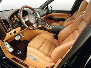 Lumma / Porsche Cayenne