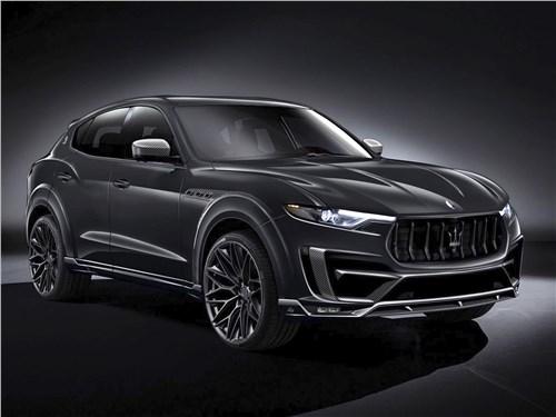 LARTE Design | Maserati Levante черная