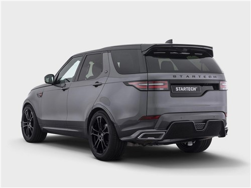 Startech | Land Rover Discovery вид сзади