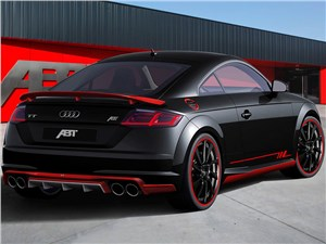 ABT / Audi TT вид сзади