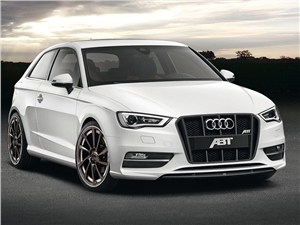 Audi A3 new тюнинг ABT Sportsline