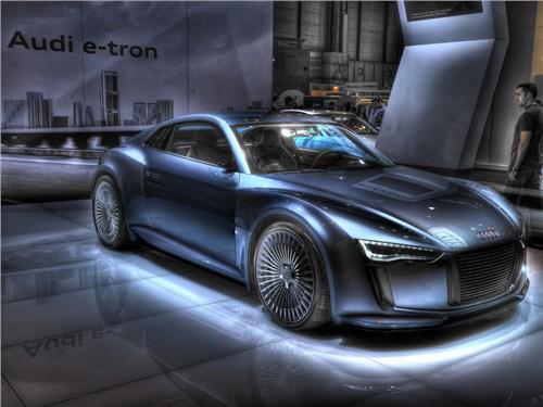 Новость про Audi - Audi сфокусируется на разработке электрокаров