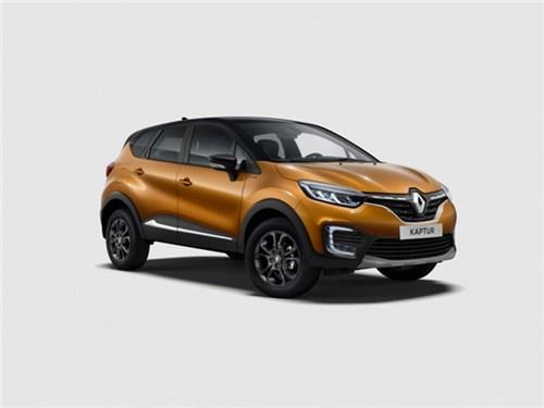Отечественный Renault Kaptur получил новую спецверсию