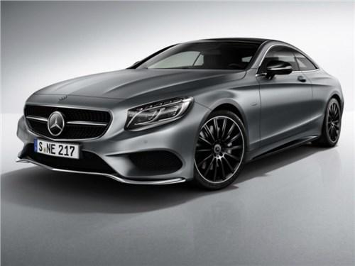 Mercedes-Benz привезет в Детройт особую версию купе S-Class