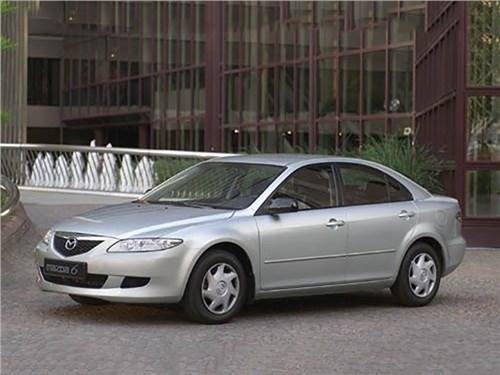 У старых Mazda6 в России нашли опасные подушки безопасности