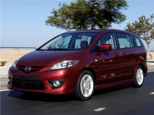 Новость про Mazda 5 - Mazda5