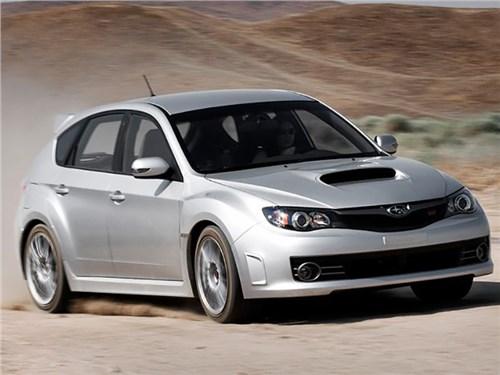 Новость про Subaru - Subaru Impreza