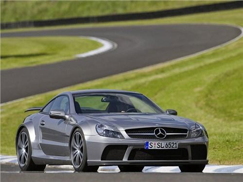 Новость про Mercedes-Benz SL-Class - Mercedes-AMG SL65
