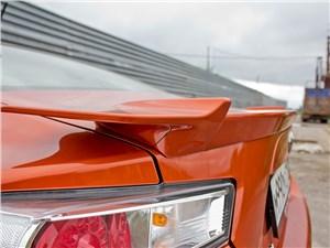 Toyota GT86 2012 задний спойлер