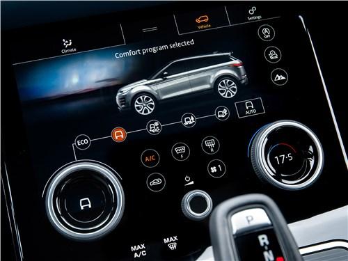 Land Rover Range Rover Evoque 2020 система Terrain Response 2