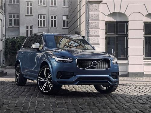 Новость про Volvo XC90 - Volvo XC90