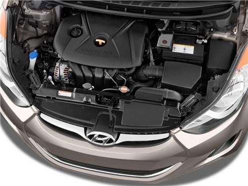 Hyundai планирует построить в России моторный завод
