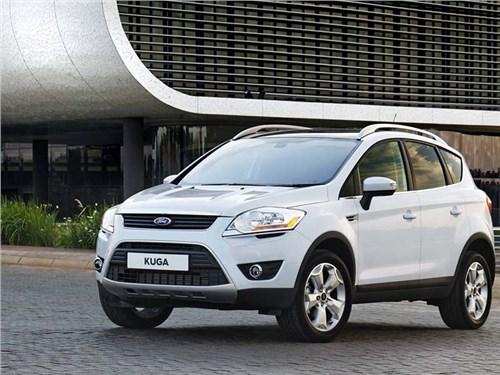 В России обнаружили автомобили Ford с дефектным сцеплением
