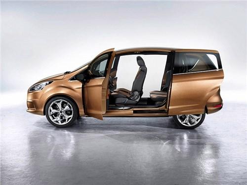 Новость про Ford - Ford B-Max