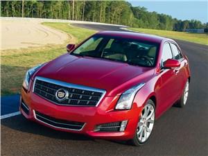 Cadillac ATS (седан 4-дв.)