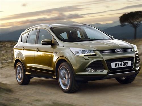 Новость про Ford - Ford Kuga