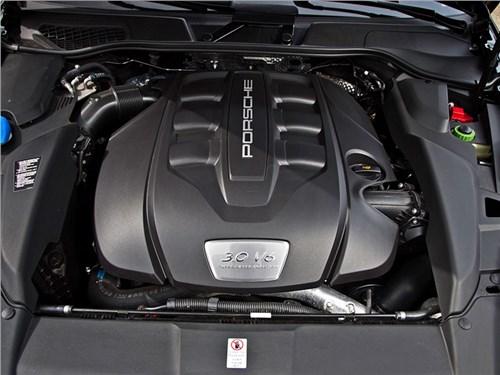 Новость про Porsche - Porsche Cayenne Diesel