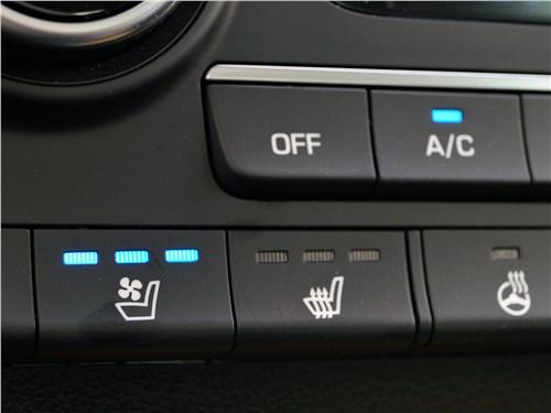 Hyundai Tucson 2019 кнопки