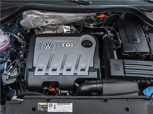 Новость про GAZ - Volkswagen TDI