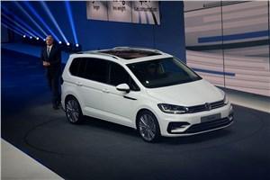 Новость про Volkswagen Touran - Volkswagen Touran нового поколения скоро появится на российском рынке